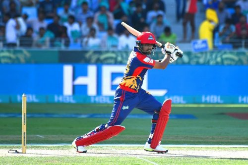 Babar Azam brings up his first fifty of the #HBLPSL 2019. Kings are in full control of the Match.