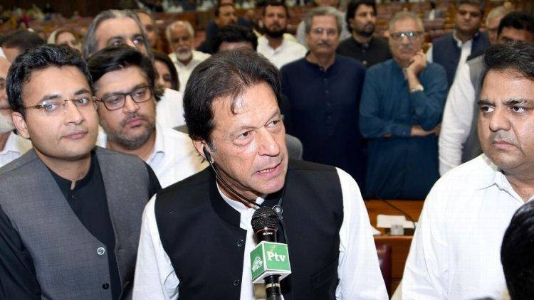 Imran Khan rejects PCB's new domestic model
