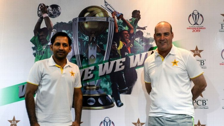 All bases covered' for England-bound Pakistan - Mickey Arthur