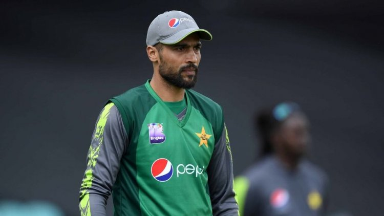 Mohammad Amir down with suspected chickenpox