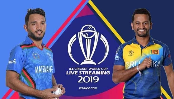 Afghanistan vs Sri Lanka ICC Cricket World Cup 2019 Full
