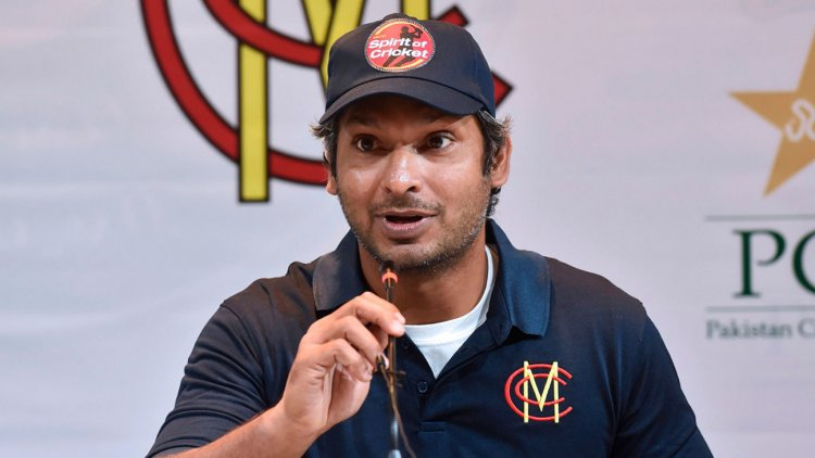 Sangakkara hopes MCC tour sparks more international cricket in Pakistan
