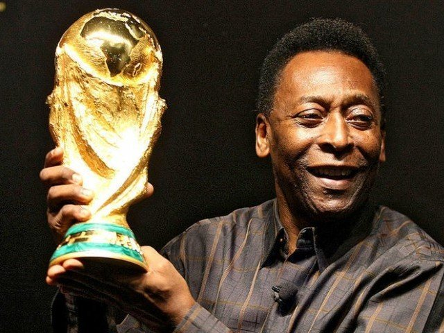 Pele says he's 'fine,' after son spoke of depression