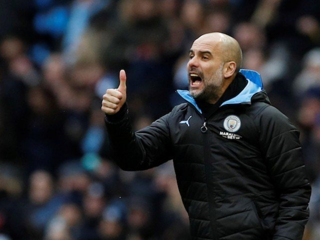 Guardiola fears sack if Real Madrid tie goes wrong