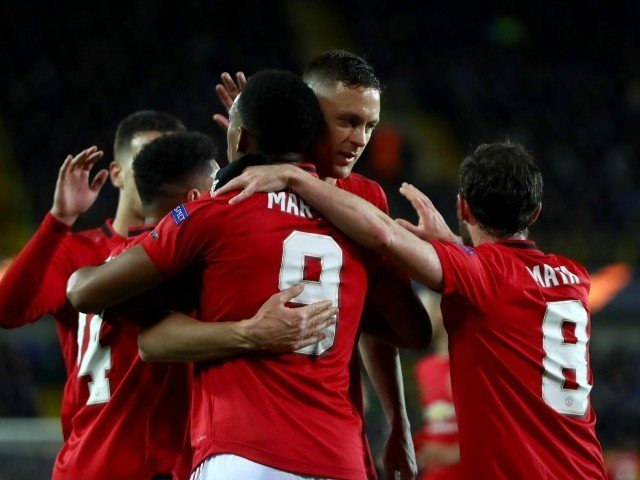 Europa League not spared from virus chaos as Man United go behind closed doors