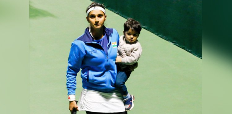 Izhaan inspires me to be best I can: Sania Mirza