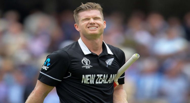 Jimmy Neesham getting sick of questions about PSL