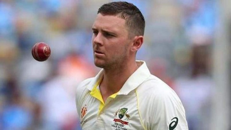 Saliva ban would be hard to police: Josh Hazlewood